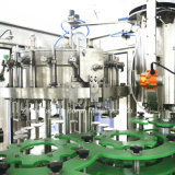 boissons carbonatées de 3-in-1 Monoblock faisant/ligne remplissante d'usine/atelier