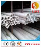 Prezzo inossidabile di Compective del tubo di acciaio senza giunte 321