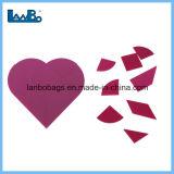 Los niños barato plástico Heart-Shaped juguetes rompecabezas personalizado