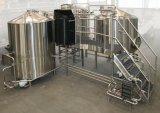 grande equipamento da cervejaria da cerveja 10hl