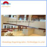 Courbé / plat en verre trempé 4-19mm avec CE, CCC, la norme ISO9001