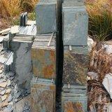 Естественное ржавое плакирование внешней стены камня культуры шифера