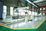 Tianyi Decoration Imitation Marble Panel Machine Isolation murale par pulvérisation