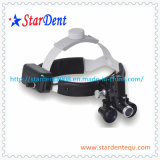 2.5-3.5X Grossissement de la couleur dentaire Loupes chirurgicales binoculaires Magnifying Glass