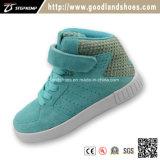 2017 Новое высокое качество Skate Kids обувь 16020-2