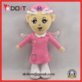 personalizado Doll Enfermeira do Hospital de boneca de pelúcia