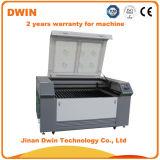 Prix de papier en plastique de gravure de découpage de laser de CO2 de tissu acrylique de forces de défense principale de coût bas