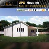 A família de Médio Oriente Iraque usou o projeto da casa de campo de dois quartos