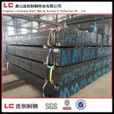 Tubo de acero negro engrasado de la optimización de recursos de ofrecimiento '