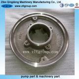 Hohe Qualität Sphäroguss / Carbon-Stahl / Edelstahl Pumpenteile in China