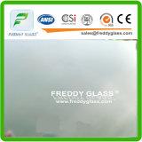 o ácido de 4-12mm gravou o vidro de vidro e geado