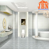 azulejo de cerámica esmaltado inyección de tinta de la pared del cuarto de baño 3D de 300X450m m (2LP58285A)