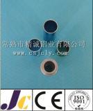 6063 T5 tubo rotondo di alluminio, espulsione di alluminio anodizzata di profilo (JC-P-82011)