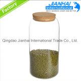 Großhandelsglasgläser/Glas für Nahrungsmittelspeicher/leere Glasgläser