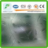Patrón 3-8m verde Nashiji con dibujos de cristal / vidrio de color / color modelado Vidrio / Cristal Robusto / Arte vidrio / vidrio decorativo