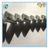 Chemise en aluminium de câble métallique DIN3093