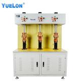 やかんの発熱体のための3端末の誘導加熱ろう付け機械