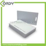 Scheda dello spazio in bianco RFID della copertura superiore del PVC 125kHz H4200 RFID della lunga autonomia