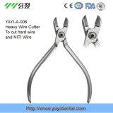 歯科矯正学の重いワイヤーカッター(YAYI-006)
