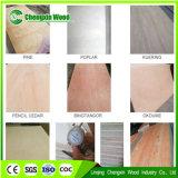 Het waterdichte Blad van /Plywood van het Triplex/Commercieel Triplex/Marien Triplex van Linyi, Shandong