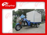 150cc/200cc/250cc Cargo Tricycle、Three Wheels MotorcycleまたはInsulation Tricycle/Container Box Tricycle