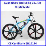Bicicleta elétrica de mobilidade rodoviária de 26 polegadas