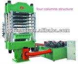 Gummimaschinerie-Fertigung EVA-Hefterzufuhr-alleinige Form-Maschine Qingdao