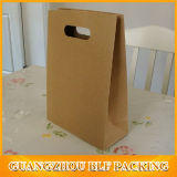 Bolsa de papel marrón reciclado