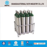 Liga de alumínio de Oxigénio Portátil pequeno cilindro de gás
