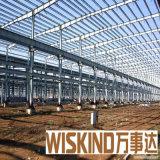 Montagem rápida de metal estrutura de aço Industrial Building
