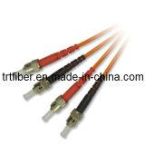 St/UPC Cabo Patch de fibra (Jumper de fibra ST) (ST-03)