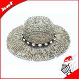 Disquete de Palha Seagrass Hat Chapéu de Palha Natural
