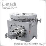 용해 기어 펌프를 운반하는 중합체 반응 프로세스 사용