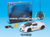 Controle Remoto Car Plastic Toy 1: 10 R / C Car, RC Model (1002371)