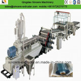 Espulsione libera rigida del lamierino/lamiera del PVC Vacuumforming che fa macchina