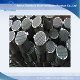Perforiertes Metallrohr als Filter-Teil