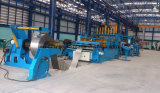 Linha de produção não padronizada da aleta da corrugação do transformador do equipamento mecânico,