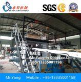 A melhor placa de venda da parede do PVC produzindo a maquinaria para a placa de mármore artificial do PVC