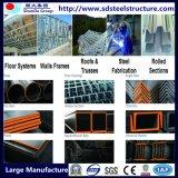 Structure en acier Matériau de construction de panneau sandwich