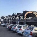 金属の構造空港建物のための鉄骨構造のConstrucionのプロジェクト