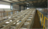 Czxy-5 überlagert Wellpappen-Produktionszweig
