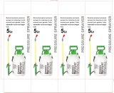 5L de Spuitbus van de Druk van de tuin met Ce (5L, 8L, 10L) ht-5f