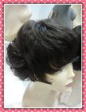 Perruque de lacet de taille de circuit de perruque de cheveu pleine