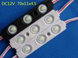 5730 Módulo LED 3 Chips CC12V resistente al agua de inyección