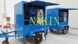Type pétrole de transformateur de vide, pétrole électrique, épurateur de remorque d'huile isolante