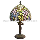 Lampe Tiffany, le vitrail lampe de table (TT08026)