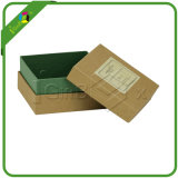 Réutiliser l'emballage de boîte de cadeau adapté aux besoins du client