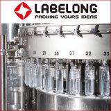 Máquina de enchimento de garrafas de água carbonatada