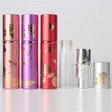 Frasco de perfume de Alumium com impressão