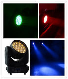Zoomの新しい19*15W 4in1 Osram LED Moving Head Wash